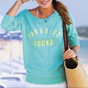 Victoria's Secret Paradise Found Pullover